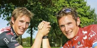 Andy a Frank Schleckovi