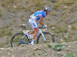 Thibaut Pinot Tour de France 2015