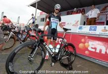 Tom Boonen na Eneco Tour 2015