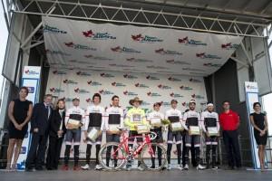Tour of Alberta 2015, první etapa