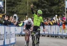 Tour of Alberta 2015, třetí etapa