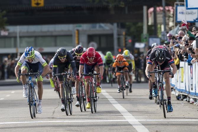 Tour of Alberta 2015, šestá etapa