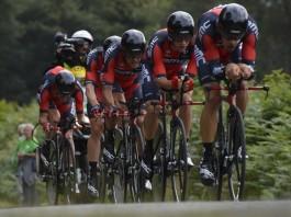 BMC vítězí v Mistrovství světa 2015.
