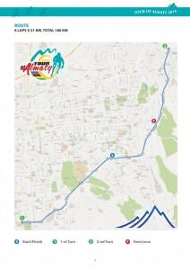 Almaty trasa