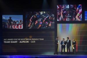 Giant-Alpecin galavečer UCI