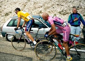 Pantani verzus Armstrong
