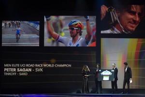 Peter Sagan galavečer UCI