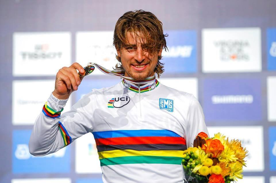 Peter Sagan, majster sveta!