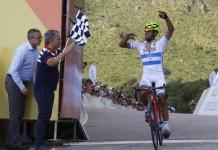 Daniel Díaz-Tour de San Luis 2015