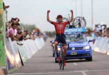 Peter Konig vítězem třetí etapy Tour de San Luis 2016.