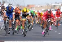 Spurtérský dojezd třetí etapy Volta a la Comunitat Valenciana