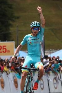 Miguel Angel Lopez - Astana