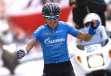Firsanov vyhrál druhou etapu na Coppi e Bartali