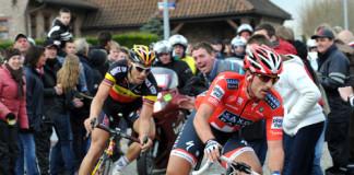Flandry 2010, Cancellara a Boonen