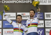 Bradley Wiggins a Mark Cavendish