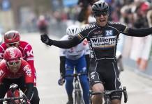 Druhá etapa závodu Napříč Západními Flandrami