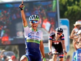 Chaves Vuelta 2015