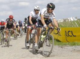 Peter Sagan na Paříž - Roubaix 2016