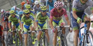 Jezdci Giro d'Italia 2015