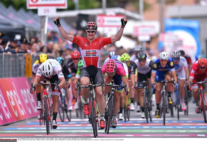Greipel 7 Giro 2016