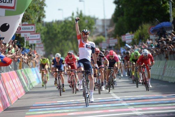 Kluge Giro 2016