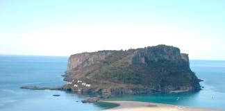 Praia a Mare - Isola di Dino - u dojezdu 4. etapy Giro d'Italia 2016 a 7. etapy Giro d'Italia 2018