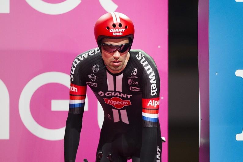 Tom Dumoulin Giro 2016