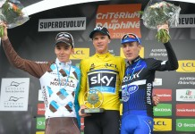 Bardet, Froome a Martin