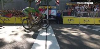 Sagan vs Kristoff
