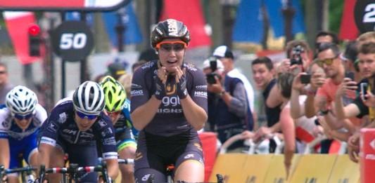 Chloe Hosking La Course by Le Tour de France 2016