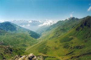 Pyreneje - Tourmalet