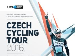 Czech Cycling Tour 2016 plakát
