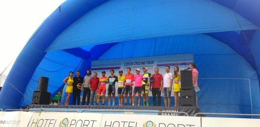 Czech Cycling Tour 2016 všichni vítězové