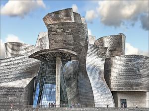 Guggenheimovo muzeum - Bilbao