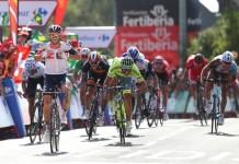 Jonas Van Genechten vyhrává sprint