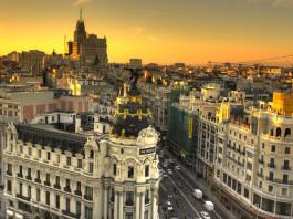 Madrid - dojezd 21. etapy Vuelty 2016, 2017, 2018, 2019