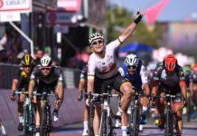 André Greipel 2. etapa Giro 2017