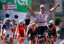 Bob Jungels 15. etapa Giro 2017