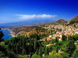 Messina - dojezd 5. etapy Giro d'Italia 2017