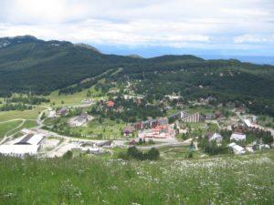 Piancavallo - dojezd 19. etapy Giro d'Italia 2017