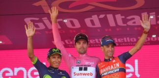 Quintana, Dumoulin, Nibali
