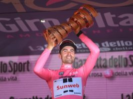 Tom Dumoulin pódium