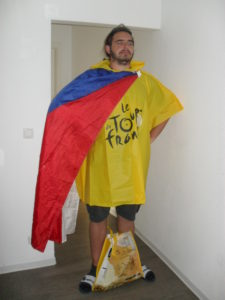 Český Superman - Tour de France 2017