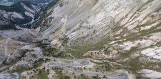 Col d'Izoard - cílové stoupání 18. etapy Tour de France 2017