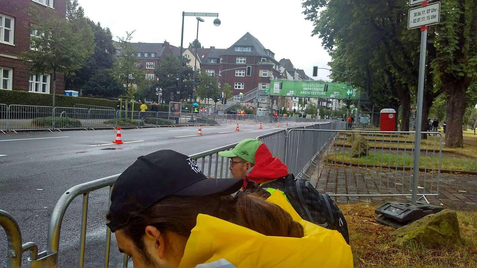 Düsseldorf jsme na místě 1. etapa Tour de France 2017