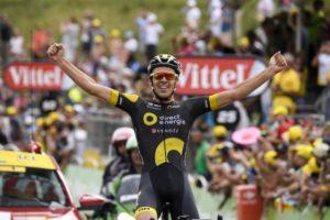 Lilian Calmejan Tour de France 2017 8. etapa