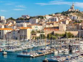 Marseille - právě sem bude stoupat 20. etapa Tour de France 2017
