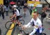 Zdeněk Štybar Tour de France 2017 podpis divákům