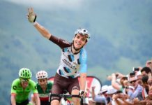 Romain Bardet - vládce 12. etapy Tour de France 2017