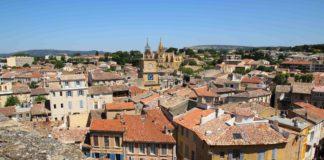 Salon-de-Provence - cíl 19. etapy Tour de France 2017